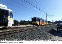 Train: Preliminary Report on Collision Between Sacramento Regional Transit District Light Rail Vehicles