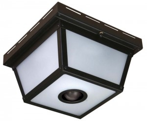Recall: HeathCo Recalls Motion-Activated Outdoor Lights Due to Electrical Shock Hazard