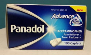 Recall: GSK Recalls Panadol Advance Bottles