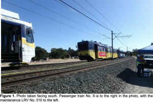 Train: Preliminary Report on ​Collision Between Sacramento Regional Transit District Light Rail Vehicles
