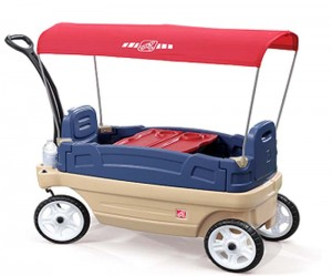 Recall: Step2 Recalls Ride-On Wagon Toys Due to Fall Hazard; Sold Exclusively at Toys R Us