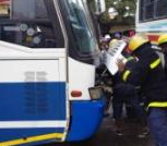 3 Buses Collided in Swaziland; 2 Dead