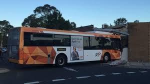 Bus Crashes into Hair Salon in Melbourne