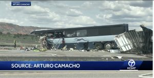 Now Eight Dead in Greyhound Collision in New Mexico
