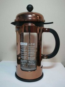 Bodum USA Recalls Coffee Presses