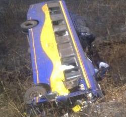 Bus Crashed into Truck on Harare-Nyamapanda Highway; 13 Killed, 18 injured