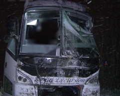 Four Winds Casino bus crash