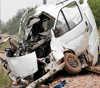Polish minibus Struck by Train, 8 fatalities, 2 injuries