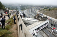 SPANISH  RAIL OFFICIALS FACE INVESTIGATION