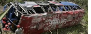 Ecuador Bus Crash Kills 13, Injures 37