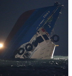 Hong Kong Ship On Staff Outing Struck by Kowloon Ferry Sinks