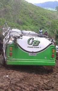 Fiji bus Accident