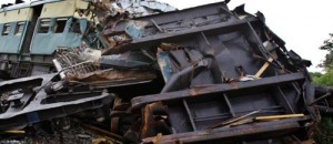 Trains Collide at Fulia Station, Bengal India, Compensation Offered