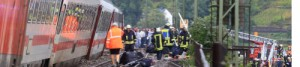 Intercity Train Derails in Germany