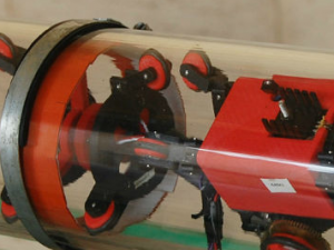 Researchers Develop Robotic Pipeline Leakage Detection System
