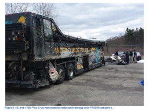 New York Tour bus Crash Trial Over
