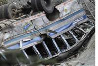 Papua New Guinea Bus Crash kills 24