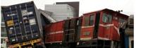 Railway Barrier Breeched
