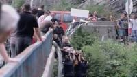Bus Crashes in Romania
