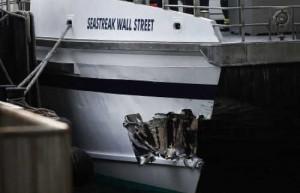 Captain's error led to 2013 NYC ferry crash