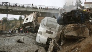 Train Driver of Renfe Crash on Phone with Train Controller At Time of Crash