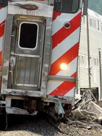 Metra Crash Kills Two