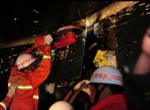Two Dead in Train Crash