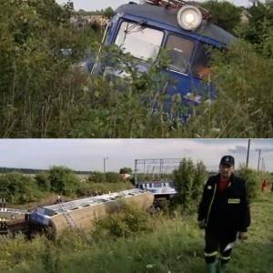 Poland Train Derailed