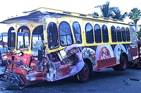 Fort Lauderdale Trolley Driver Cited