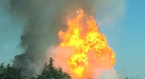 Fifteen Injured in California Gas Pipeline Explosion