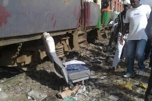 Train-Bus Case in Kenya court