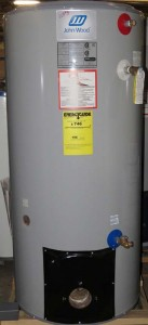 A.O. Smith Recalls John Wood Brand Oil-Fired Water Heaters Due to Fire and Burn Hazards