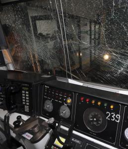 200 Injured in Seoul Subway Crash