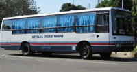 Java Tourist Bus Repaired with Soap Kills 7