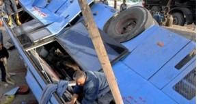 Bus Rolls on Kahalah Highway, Death Toll Rising