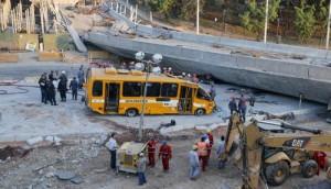 Overpass Collapses in Belo Horizonte, Brazil