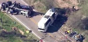 Big Bear Tourbus Crash Victims Want Action
