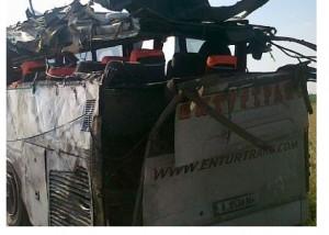 Stara Zagora Bus Kills 8, 2 comatose, Death Toll may rise