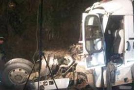 Bogota Bus Crash Kills 11, Injures 31