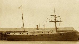 City of Chester Shipwreck Revealed under Golden Gate