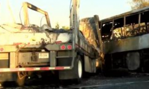 NTSB Releases Preliminary Report on the Deadly Fedex Truck-Student Bus Crash