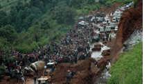 Guatemalan Bus Crash Kills 5, injures 41