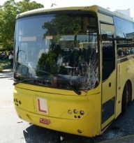Kingston Jamaica: Jamaica Urban Transit Accident