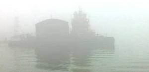 Capsized Ferry in Bangladesh