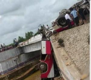 Myanmar Bus  Crashes
