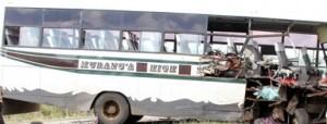 Nairobi Crash, Two Fatalities, Lots of Confusion