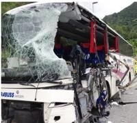 Norway Bus Collision Accident Kills One Tourist