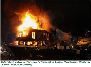 Marine Accident Brief Safari Spirit