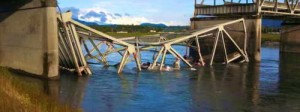 Press Release of NTSB says SERIES OF DEFICIENCIES LED TO COLLAPSE OF WASHINGTON STATE BRIDGE