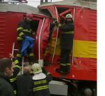 Train Rear-end Collision in Bratislava